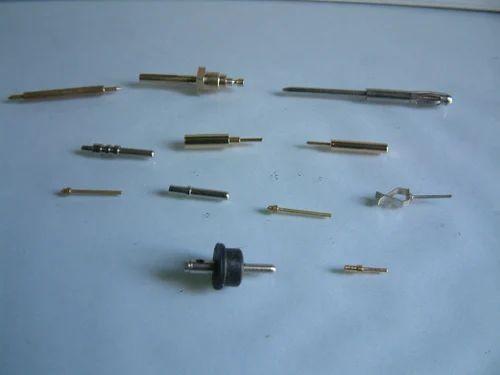 Brass Electric Micro Pin