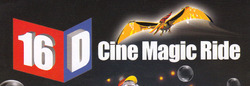 16d cine magic ride