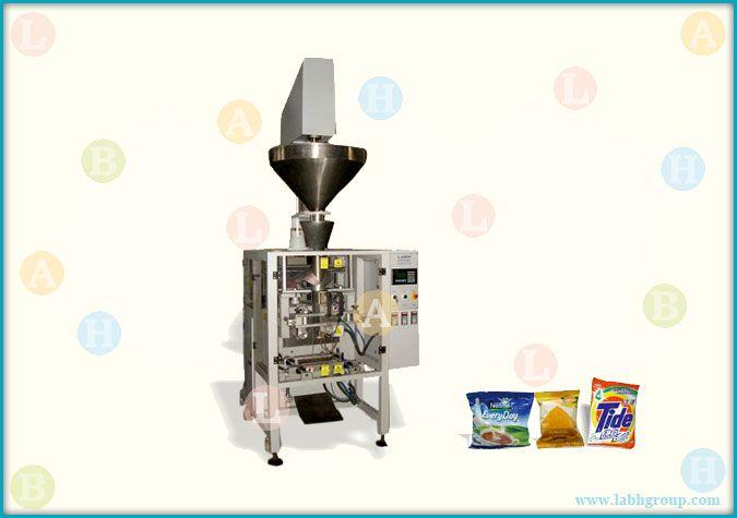 Cream Powder Sachet Packaging Machine