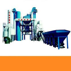 Bituminous Concrete Mixing Machinery