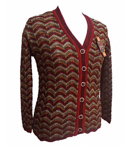 Ladies Cardigan - Long Lady Cardigan Manufacturer from Ludhiana