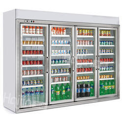 refrigerated showcase