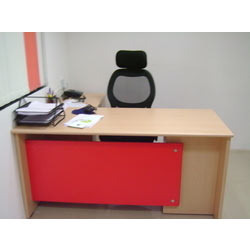 office wooden table. Manager Office Table Wooden