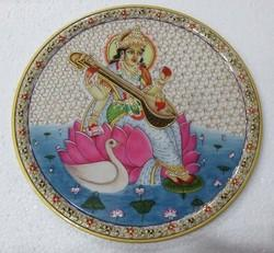 Marble Jali Plate