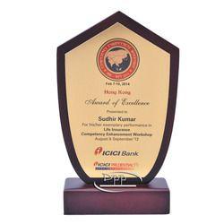 Wooden Economy Trophy Get Best Quote