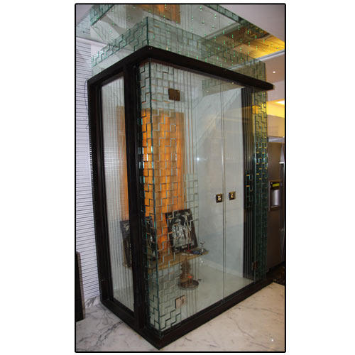 Pooja Room Glass Door - Pooja Room Glass Doors Retailer ...