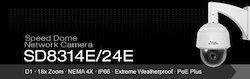 D1 18x Zoom NEMA 4X IP66 Extreme Weatherproof