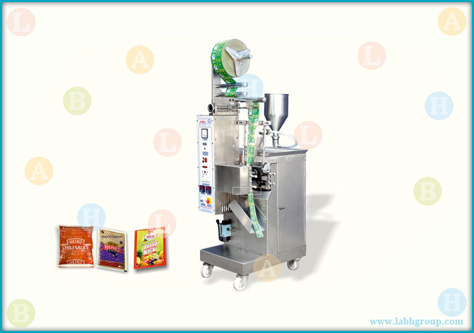 Sachet Packing Machine for Paste Products