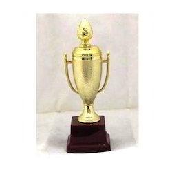 Gold M Trophy