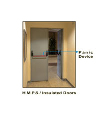 Fire Proof Metal Doors