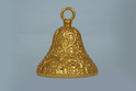Gold Coated Bell