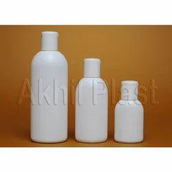 AP13  HDPE Oval Shape Bottle