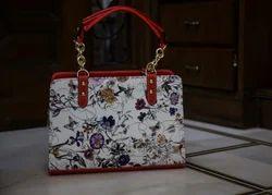 Floral Medium Ladies Bag