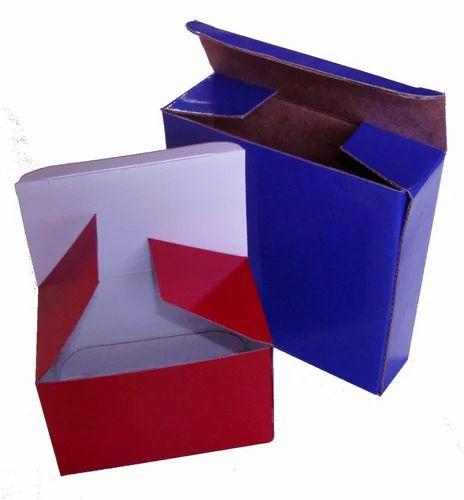 Fold Out Folding Carton Folding