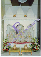 Marble Temple with Moorties