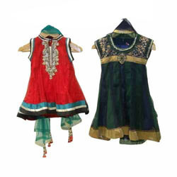 Girls Indian Traditional Dress