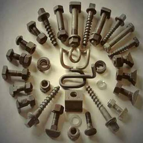 Fish Bolts and Crossing Bolt Nuts