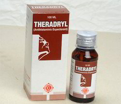 Theradryl Cough Expectorant