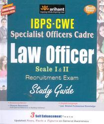 IBPS CWE Law Officer