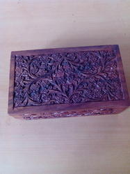 Designer Wooden Tea Box