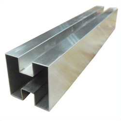 Square Slot Pipe