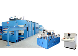Hydraulic Hot Press for Rubber Conveyor Belt