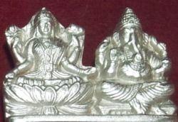 Parad Lakshmi Ganesha