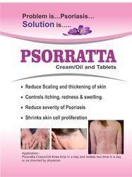 Psorratta Cream Oil & Tablets