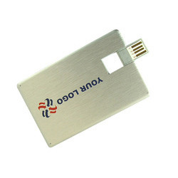Card Pen Drive Metal