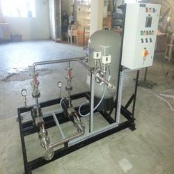 hydropneumatic systems or pressure boosting system