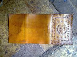 Handmade Leather Journal Covers for Journal Makers