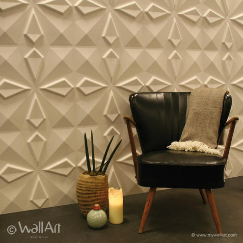 3D Wall Panels - 3d Wall Art Panels Retailer from Noida