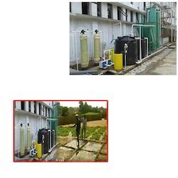 Sewage Treatment Plant for Agriculture