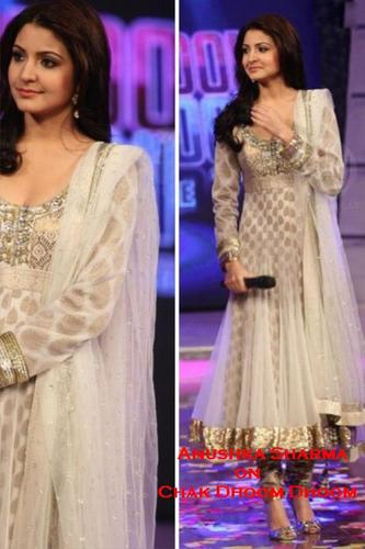 Bollywood Anushka Sharma Exclusive Salwar...