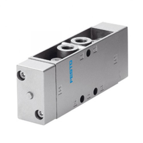 Cable Operated Hydraulic Valve : Pneumatic solenoid operated direction control valves