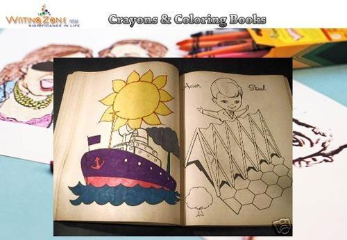 Childrens Books &Activities - Crayons & Coloring Books Retailer from ...