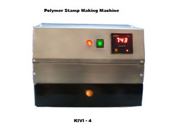 rubber stamp machine nylon polymer machine
