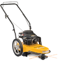 Brush lawn Mower