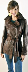 cand Leather Coats