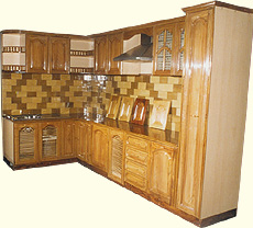 Hayatt Modular Kitchen Cabinets
