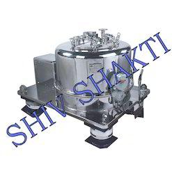 Bottom Discharge Centrifuge Machine