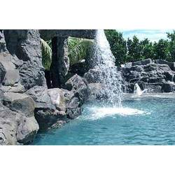 Pools Waterfalls