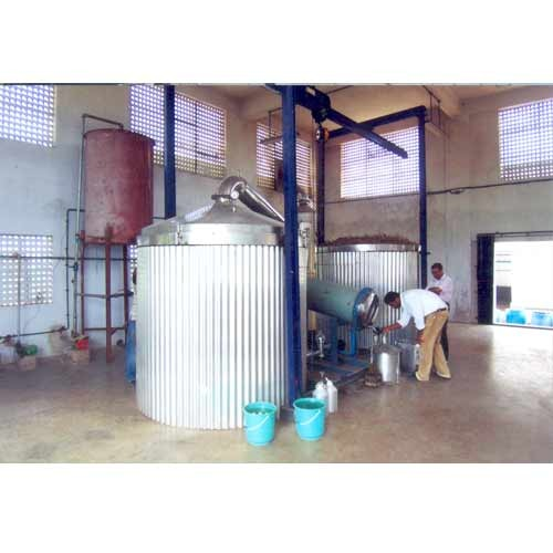 Distillation Plant for Lemongrass Oil, Citrtonell Oil, etc.