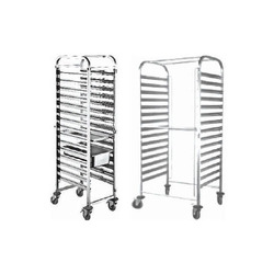 Stainless Steel Trolley for GN Pan