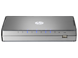 HP R110 Wireless 802.11n VPN WW Router