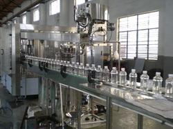 Pet Bottle Filling And Capping Machine