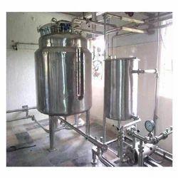Sugar Dissolving Tank