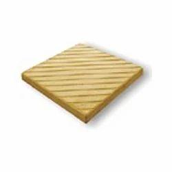 Yellow Floor Slab