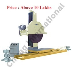 single jib disk stone cutter