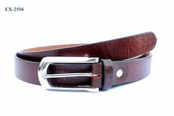Shining Brown Ladies Belts